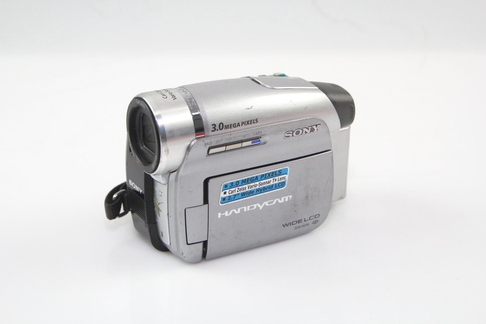 video da videocamera mini dv
