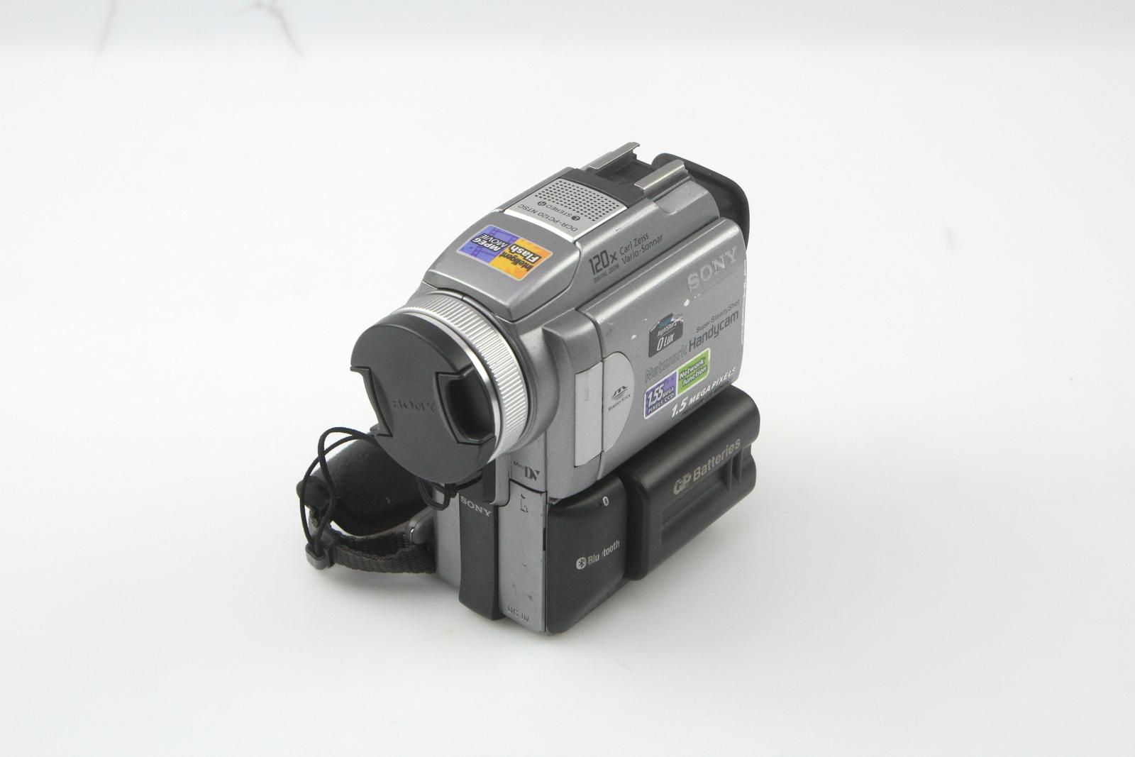 SONY DCR-PC120E DRIVER FOR WINDOWS 7