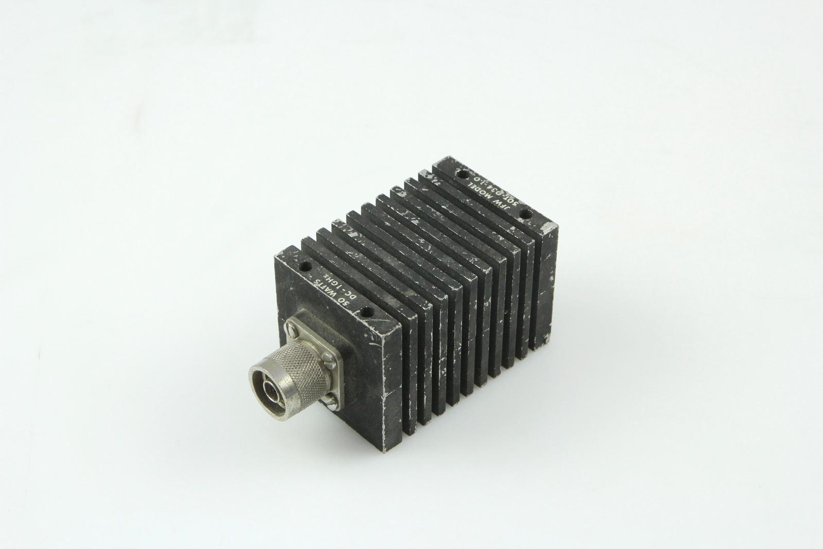 Jfw Coaxial Termination Resistor Dummy Load 50t 034 10 50ohm 50w 50 Ohm 0 1ghz