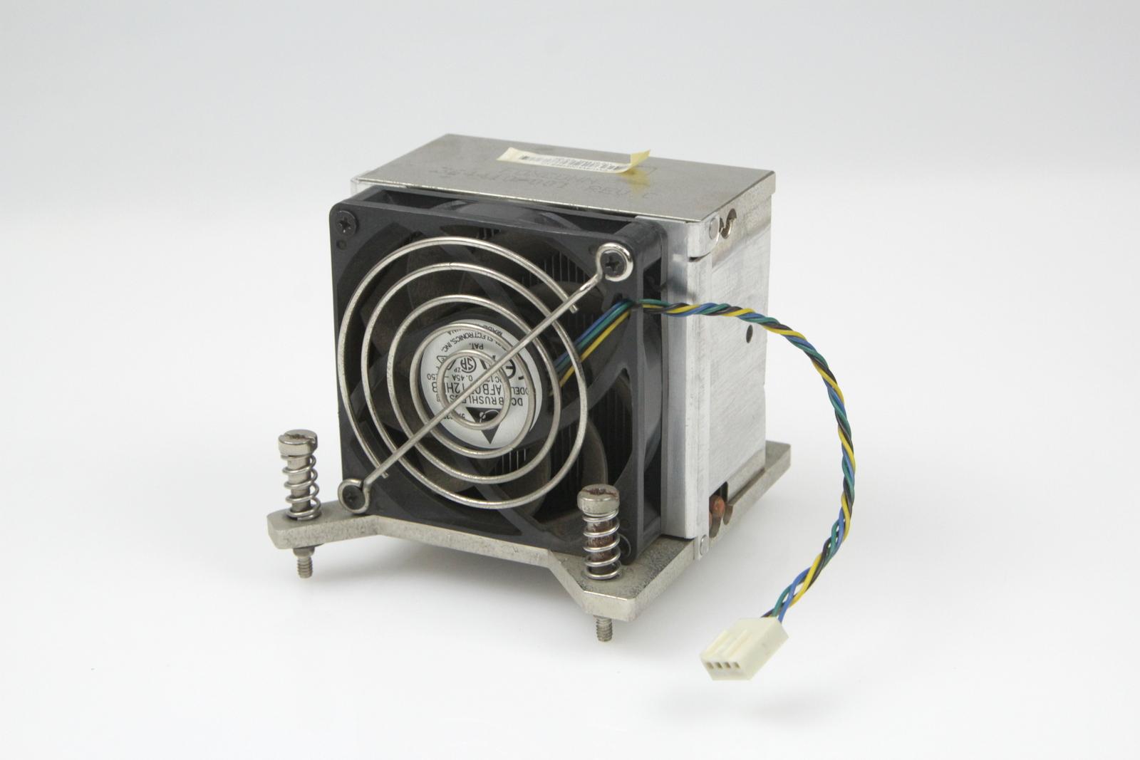 HP DC5100 DC7100 Heatsink and Cooling Fan 364410-001
