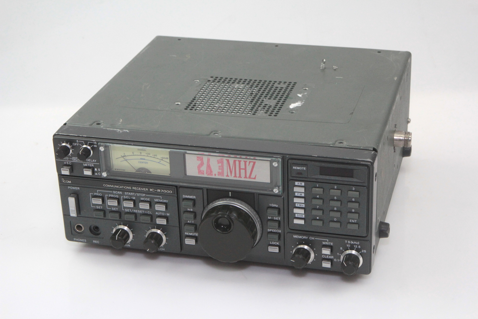 Details about Front Panel with Chassie For ICOM IC-R7000 Communications  Receiver