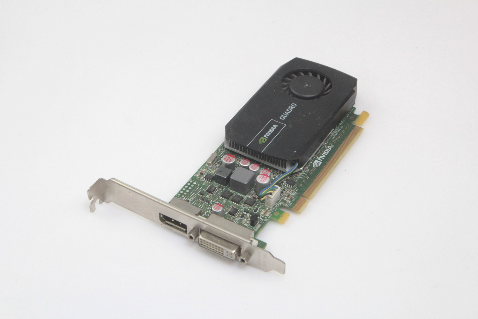 31b31e6719 Details about HP NVIDIA Quadro 600 1GB DDR3 PCI-E Video Card 671135-001  612951-002