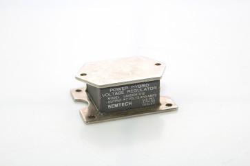 LOT OF 2 SEMTECH POWER HYBRID VOLTAGE REGULATOR LAS5205-012 4.7V @10AMP