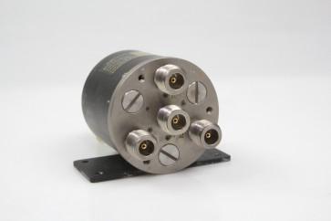 DYNATECH SWITCH RF COAXIAL 03-123K101P 28 VDC