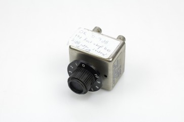 Alan Industries 50B10  Variable Attenuators With TNC Female Connectors