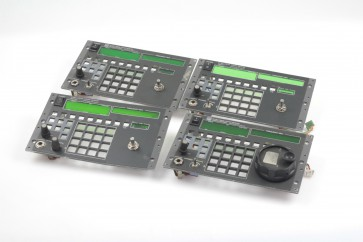 LOT OF 3 FRONT PANEL FOR WJ-8611 DIGITAL VHF/UHF RECEIVER