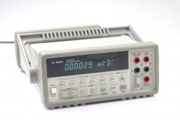 HP/Agilent 34401A 6 1/2 Digit Digital Multimeter #6