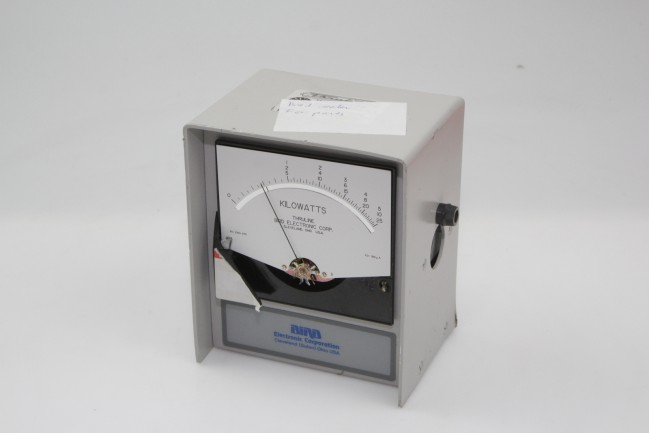 Thruline 4715-200A Bird Electronic RF Power Meter Kilo Wattmeter #1