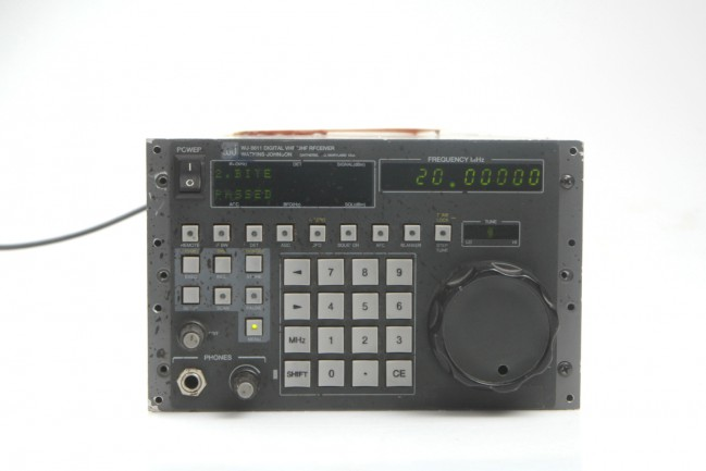 WATKINS-JOHNSON WJ-8611 Digital HF/VHF/UHF Receiver 2 to 1000 MHz #5