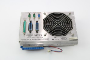 BACK PANEL WITH FAN FOR HP 85101C DISPLAY/PROCESSOR