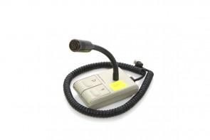 Motorola Desk Mic Swan Neck FRN1904BB