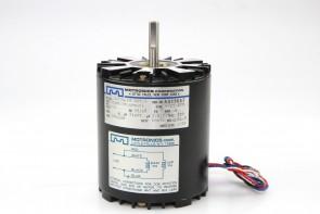 MOTRONICS 62156-10 REV.G MOTOR HYST.SYN 115V 1PH 500/600 RPM 1/200HP 3.0/2.5uf