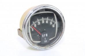 Tachometer 0-60 RPM Gauge RPM X 100 0-60 USED