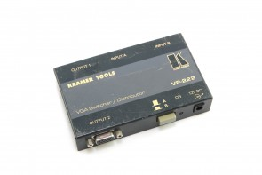 Kramer Tools VP-222 VGA Switcher / Distributor