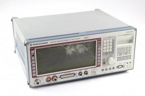 ROHDE & SCHWARZ CMD57 Digital Radiocommunication Tester FORPART