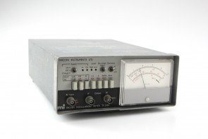 Marconi Instruments TF2304 FM/AM Modulation Meter not working