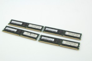 2x 8GB SAMSUNG  DDR2 PC2-5300P 2Rx4 ECC Registered Server memory M393T1K66AZA-CE6