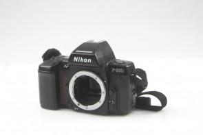 NIKON AF F-801S 35mm Film Camera Body Only #2