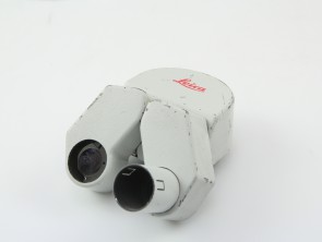 Leica  microscope head for parts