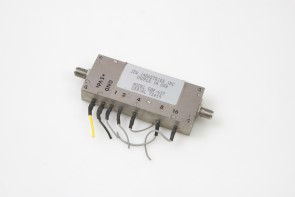 JFW 50P-637 RF Microwave Step Attenuator RF 2-32dB 10-1000MHz