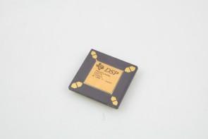 LOT OF 4 TMS320C30GBL TI DSP GOLD CPU PGA Vintage ORIG PKG NEW