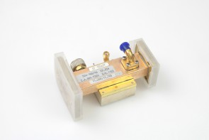 RF WR75 SMA Waveguide Coupler P.Detector 11.2-11.7GHz 504-146/46 ED.05 tunable
