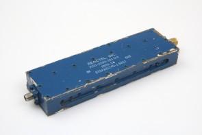 Reactel Rf Filter 7C11-2590-120 S12