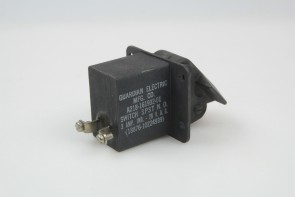 Guardian Electric Switch A218-161932-01 SPST 3AMP 28VDC