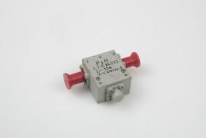 P&H Labs Microwave RF Isolator C1-C26323 75CD0151-3 3.3-8.2 GHz SMA 10dB