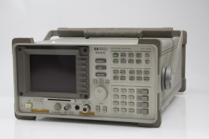 HP/Agilent SPECTRUM ANALYZER HP 8591E HP8591E 9kHz-1.8GHz opt021
