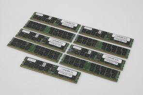 LOT OF 4 NetApp 107-00096+A0 X3205-R6 1x 8GB DIMM V6280,SA620,FAS6280 Memory Module