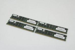 4 NETAPP 107-00093+A0 X3250-R6 4GB DIMM Memory Module for FAS3240 FAS3270 Filer