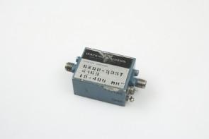 Watkins Johnson (WJ) 6200-535T-4169 10 to 400 MHz, +15 VDC, SMA, RF Cascade Amplifier