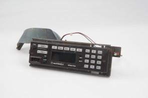 Motorola Spectra ASTRO VHF UHF Remote Mount Radio Control Head HLN6337D