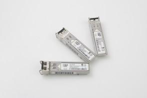 LOT OF 3 Cisco Genuine GLC-SX-MM SFP GBIC 30-1301-04 Fibre Module Transceiver
