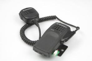Motorola GP320 Two Way Radio W/HMN9052B No Battery