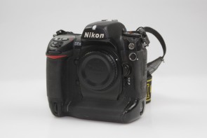 Nikon D2X 12.4MP Digital SLR Camera Body Only NO Charger & Battery #1