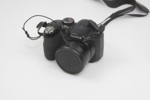 Fujifilm FinePix S Series S1800 12.2MP Digital Camera - Black