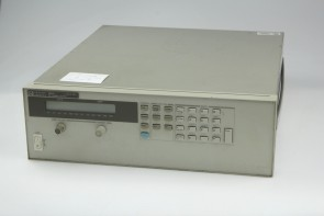 HP Agilent 6552A DC Power Supply 500W 0-20V 0-25A