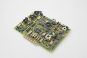 HP 03585-66518 Rev: B, Filter (2) Assy. Board, for 3585A