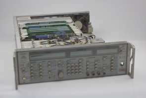 Wiltron Swept Frequency Synthesizer Model 6747B 10MHz to 20GHz part - repair