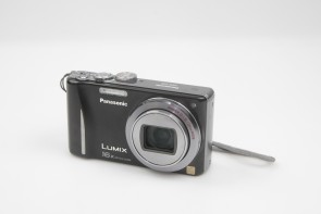 Panasonic LUMIX DMC-ZS8 14.1MP Digital Camera - Black
