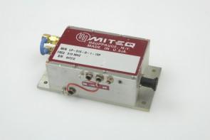 MITEQ LP-515- D- 1-15P FREQ. 515MHz Control Amplifier