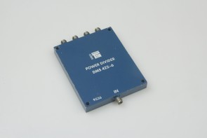 Technical Research 4-way power divider. 0.5 - 2.0 GHz.DMS 422-6