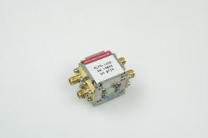 MICRO LAMBDA MLFD-1458 YIG tuned RF filter YTF 2GHz - 4GHz