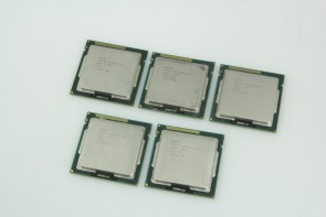 Lot of 5 Intel Pentium Dual-Core G640 2.80GHz/512/3M Socket 1155 CPU SR059 *broken*