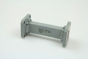 RF WAVEGUIDE ASSEMBLY WR62 12.4-18GHz 741-2-BR