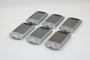 LOT OF 6 HP iPAQ Pocket PC PE2030 A