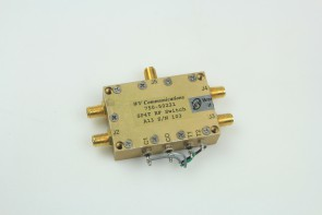 WV COMMUNICATION SP4T RF SWITCH 750-50221