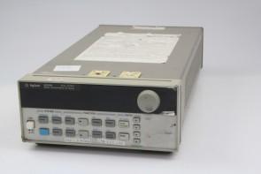 HP Agilent 66309B Dual Output Mobile Communications DC Source